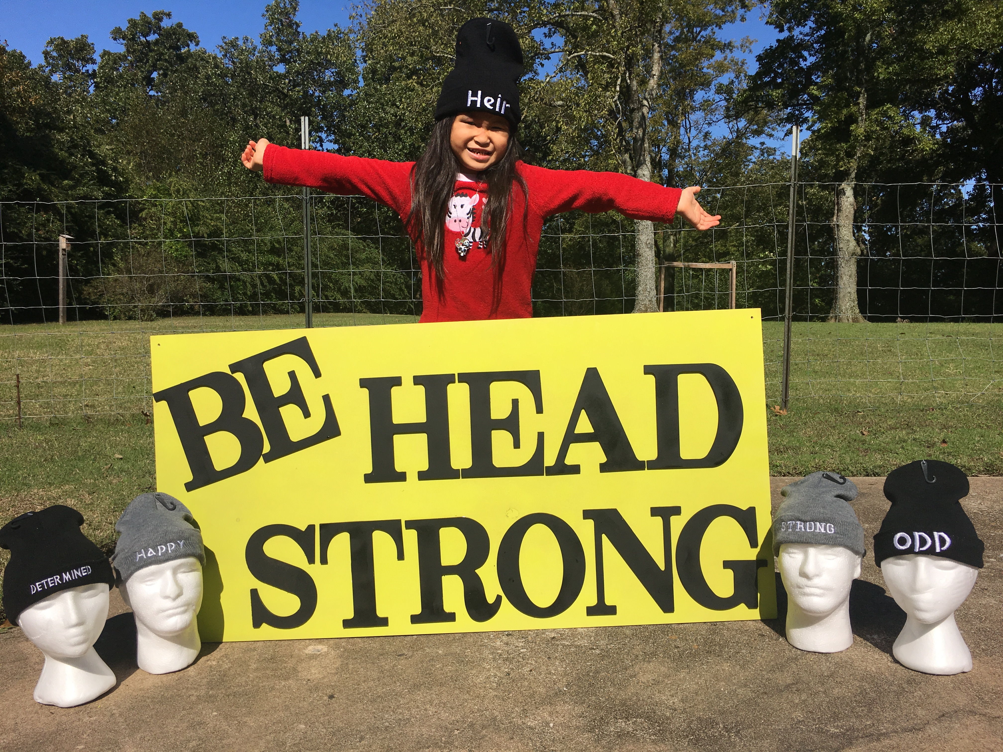 Be Head Strong